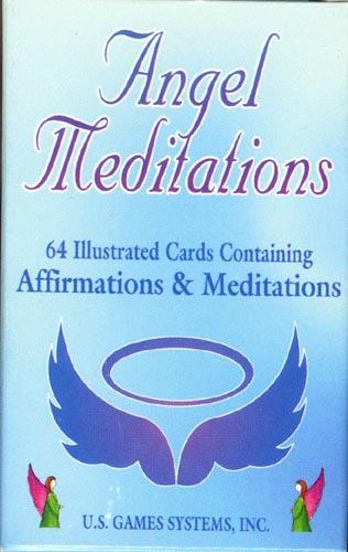 Angel meditatie orakel
